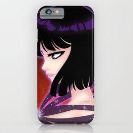 Saturn Awaking iPhone Case