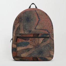 Bushfire Gum Medallion 9 Backpack