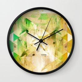 Nawak #1 Wall Clock