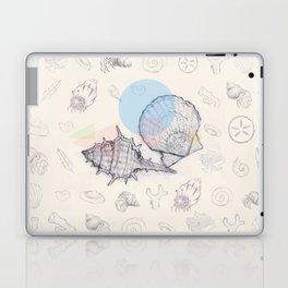Seaside Cottage Beach Boi - Collab w Freezing Paint Laptop & iPad Skin