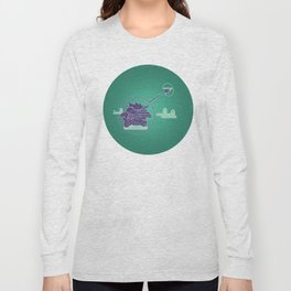 Circuit Ghost Long Sleeve T-shirt