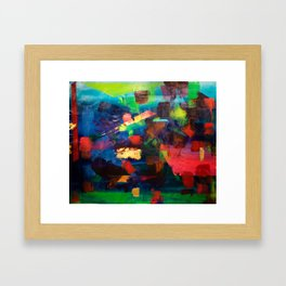 Unified variety, varied unity #2 Framed Art Print