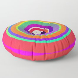 Jawbreaker Floor Pillow