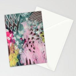 Diamond Mist Stationery Cards