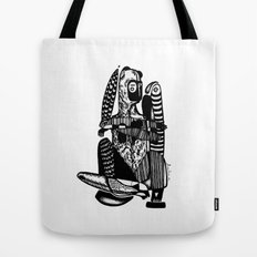 Bear me - Emilie Record Tote Bag