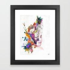 True Essence Framed Art Print