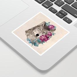 Gently Ferocious Sticker