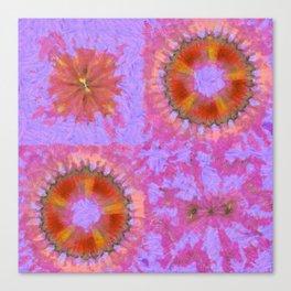 Asymptomatic Relation Flower  ID:16165-082258-08930 Canvas Print