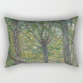 Trees Rectangular Pillow