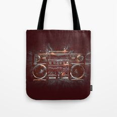 DARK RADIO Tote Bag
