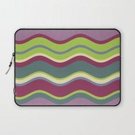Lavender Shores Laptop Sleeve