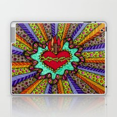 Sacred Heart Laptop & iPad Skin