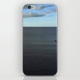 Afternoon Seascape iPhone Skin