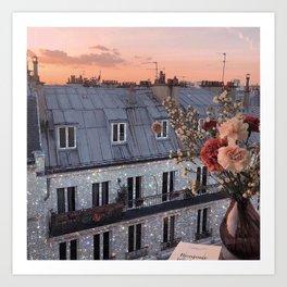 Paris (vol.1) Art Print