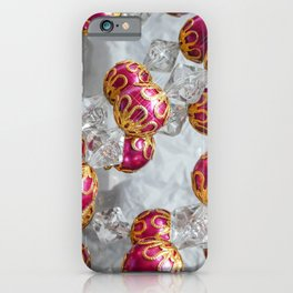 Holiday Sparkle iPhone Case