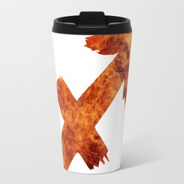 Sagittarius. The horoscope sign. Travel Mug