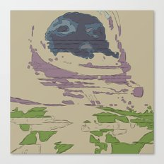 John Glenn Canvas Print