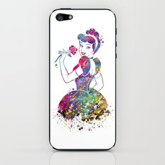 Princess Cinderella  iPhone & iPod Skin