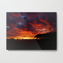 Sunset #2 Metal Print