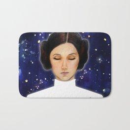 Leia - Stay afraid, but do it anyway Bath Mat
