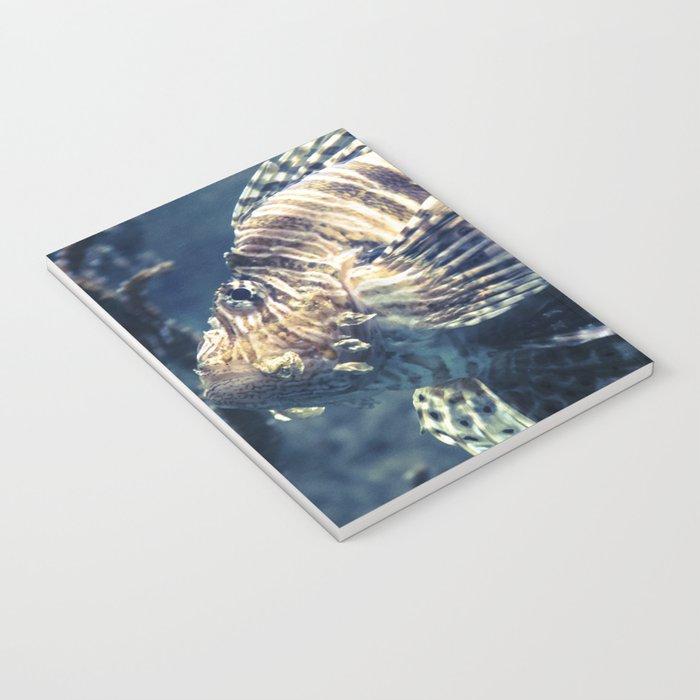 sea fish Notebook