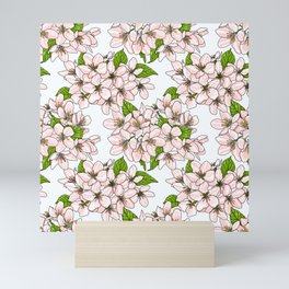 Pink 9821 Mini Art Print