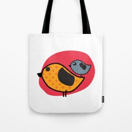 CUTE BIRDS Tote Bag