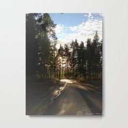 My Forrest Metal Print