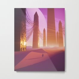 EarlyBird Metal Print