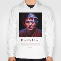 Hoodies featuring Hannibal - Season 1 by days & hours