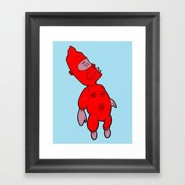 You Again Framed Art Print