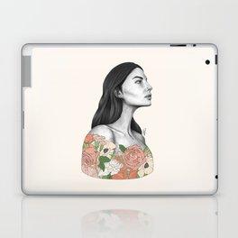 Blushing Blossoms Laptop & iPad Skin