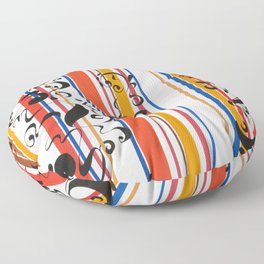Music Floor Pillow