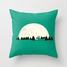 Christmas the 25th Throw Pillow