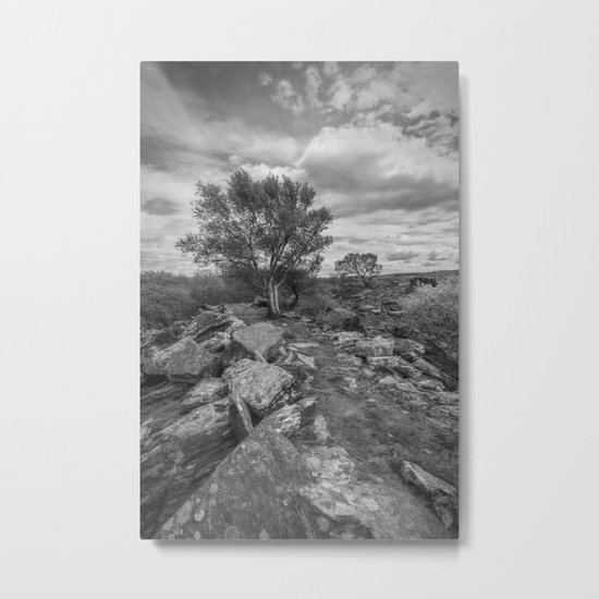 Stay With Me Forever Metal Print