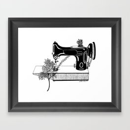 Making Tree Framed Art Print
