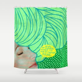 Wind Of Change Shower Curtain
