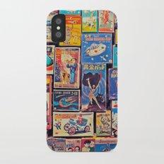 Toy Warp iPhone X Slim Case