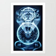 celestial enlightenment  Art Print