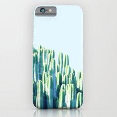 Cactus by the Sea #society6 #decor #buyart iPhone 6s Slim Case