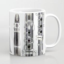 Klarinette Coffee Mug