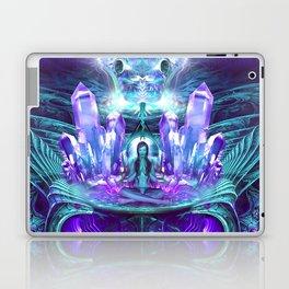 Expanding horizons - Visionary - Fractal - Manafold Art Laptop & iPad Skin