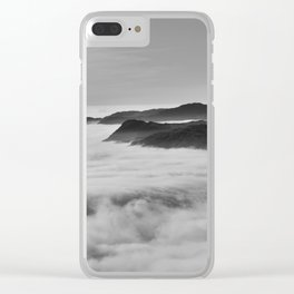 Inversion on Helvellyn Clear iPhone Case