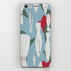 pesci iPhone & iPod Skin