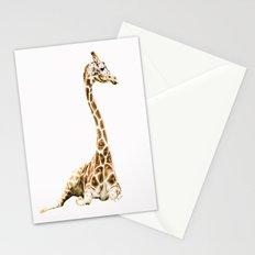 Giraffe iPhone Stationery Cards