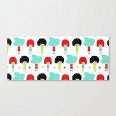 Girls 03 Canvas Print
