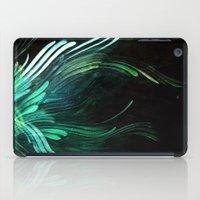 malachite iPad Cases featuring Malachite by Lea Gray Design