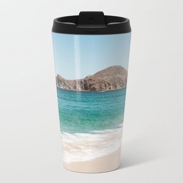 Cabo San Lucas II Metal Travel Mug