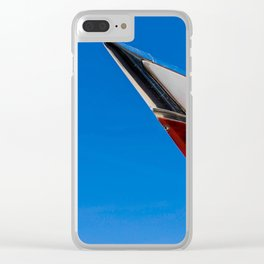 Tail Fin Clear iPhone Case