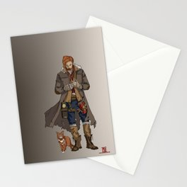 Caleb of the Mighty Nein Stationery Cards